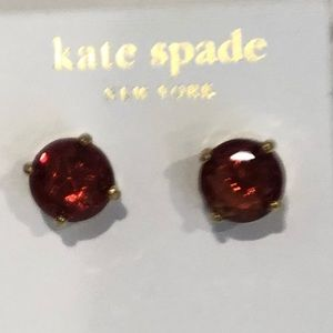 Kate Spade gumdrops post earrings